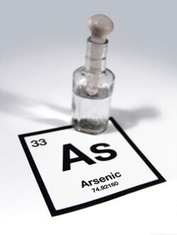 Arsenic Inhalation Risks and Ambient Air Concentrations Reassessed